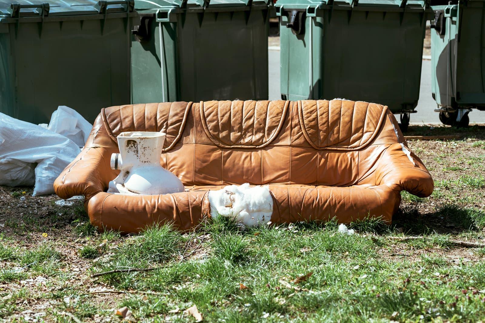 deceased estate rubbish removal