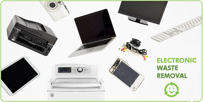Electronic Waste Removal -33.9738,151.1479
